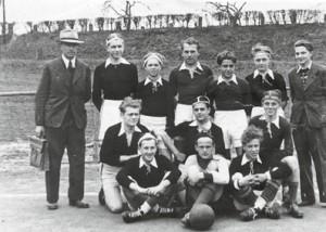 A Jugend 1949 in Heldenbergengen