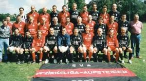 Aufstieg Bezirksliga 2002